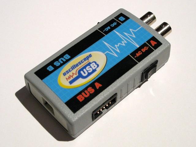 Best Usb Oscilloscope : Pc based educational instrumentation